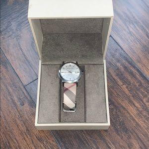 Burberry watch